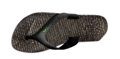 8be758140709 The soles of these Brazilian flip flops are made from 100% recycled tires!  The ones on the right have renewable natural fiber Cipo woven in as well  for a ...